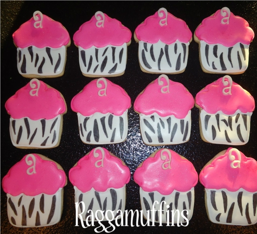 Cupcake Cookies on Cake Central