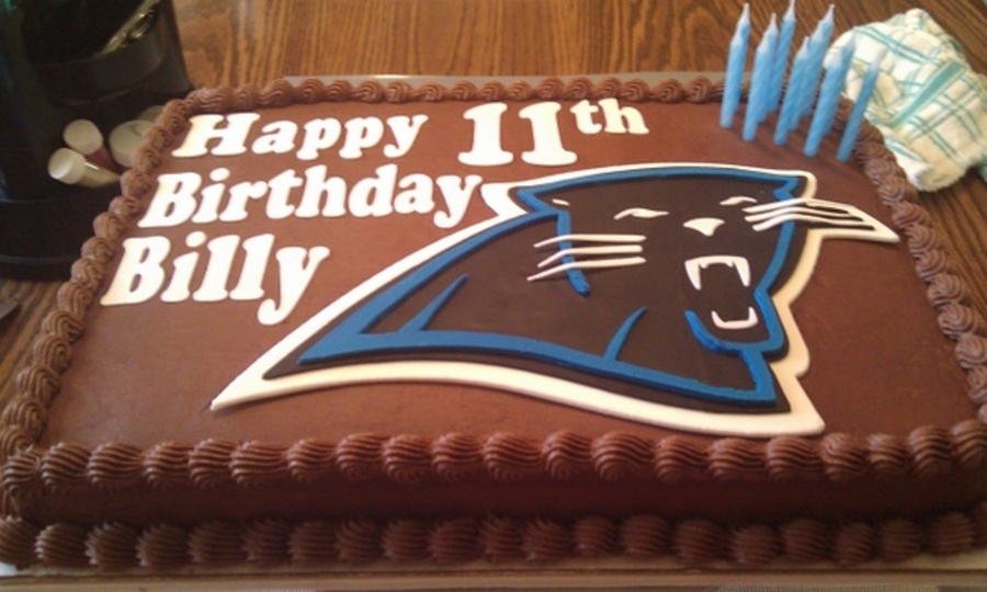 Happy 11th Birthday Billy Cakecentral Com