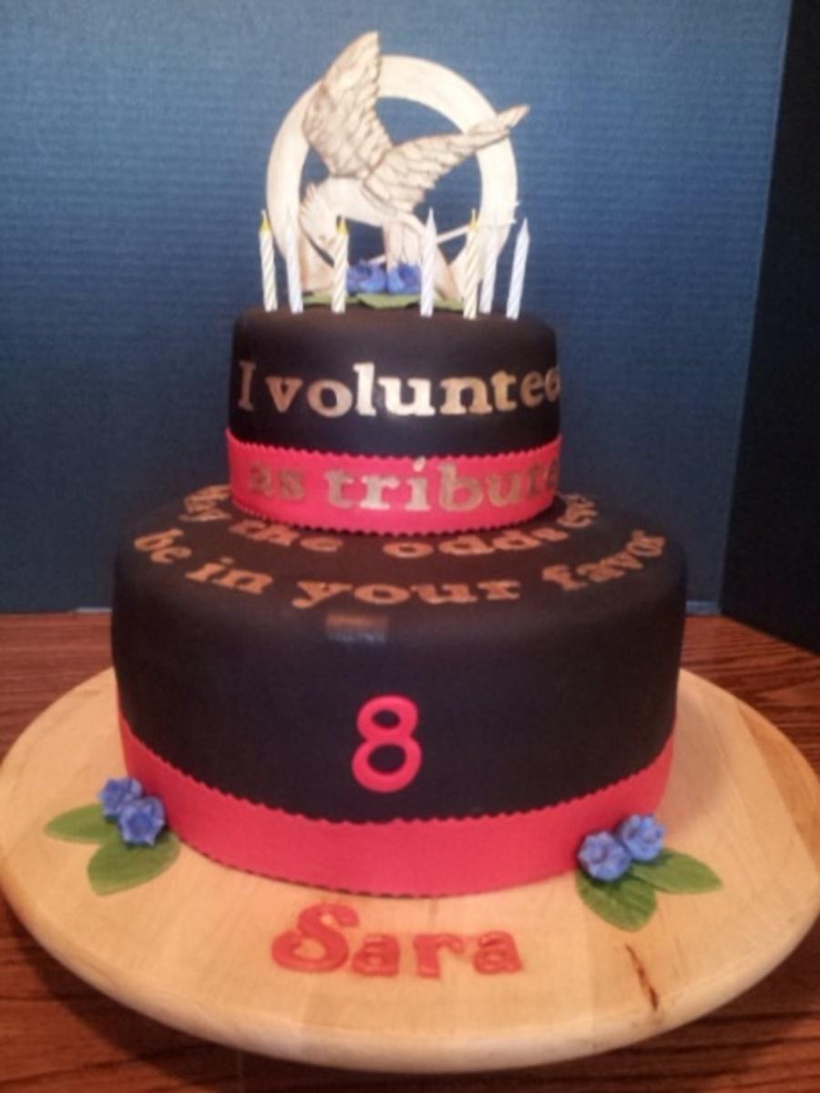 Happy 8th Birthday Sara Cakecentral