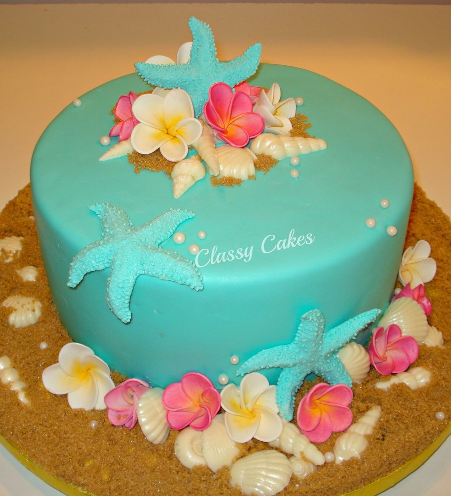 Tiffany Seashore on Cake Central
