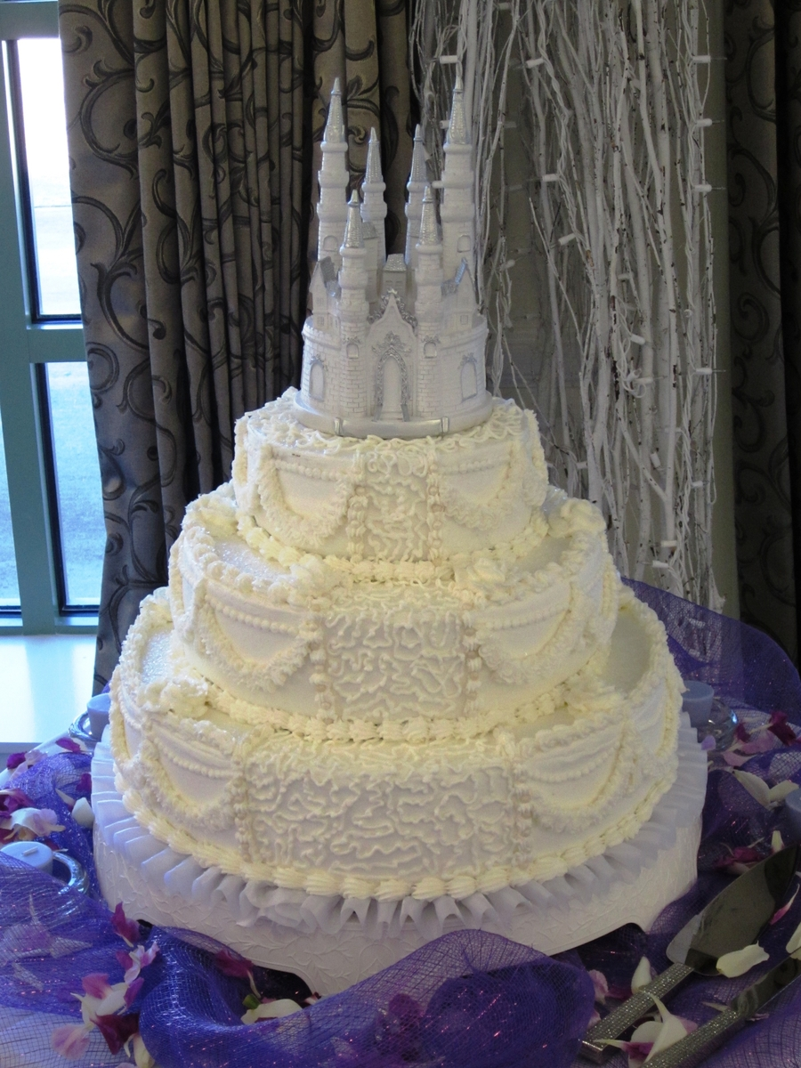 Magical Wedding on Cake Central