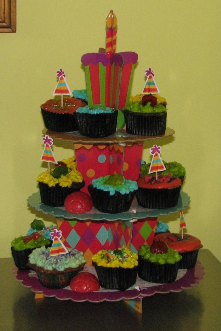 Cup Cake on Cake Central