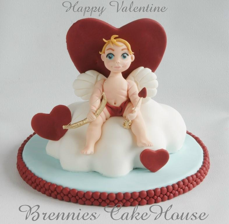 Happy Valentine on Cake Central