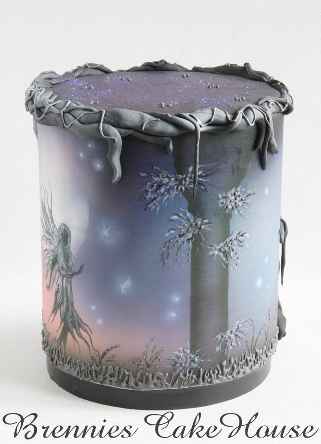 Fairy Lantern Cakecentral Com
