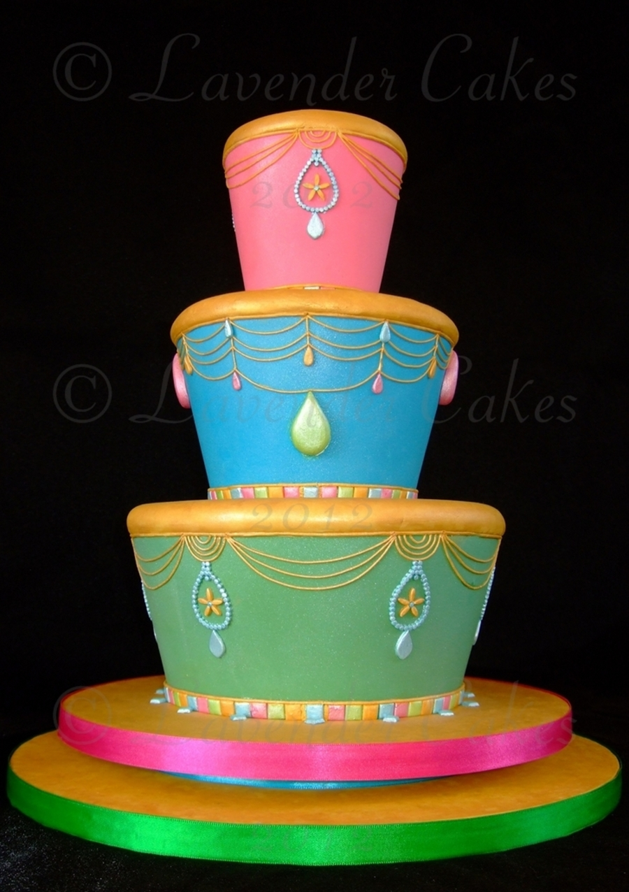 Bollywood  on Cake Central