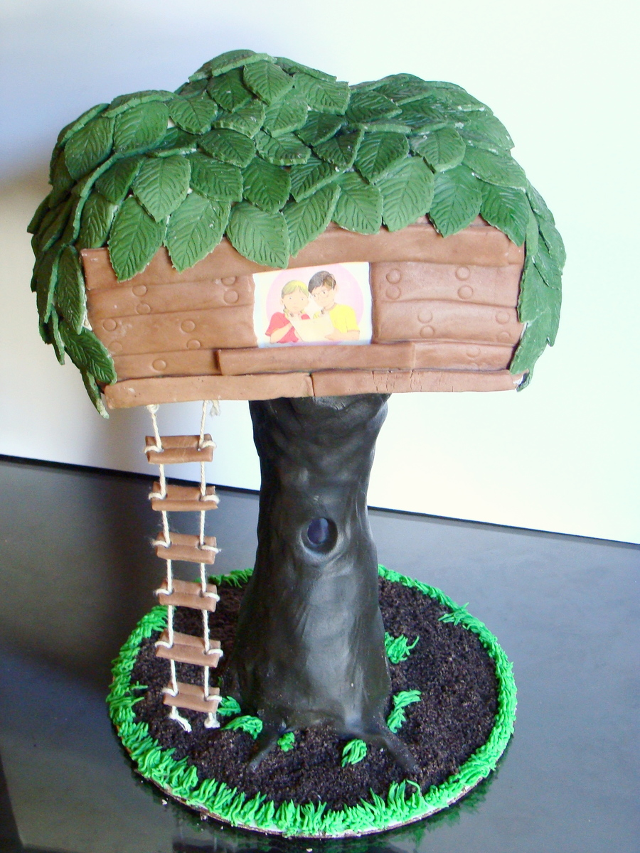 The Magic Treehouse Cakecentral Com