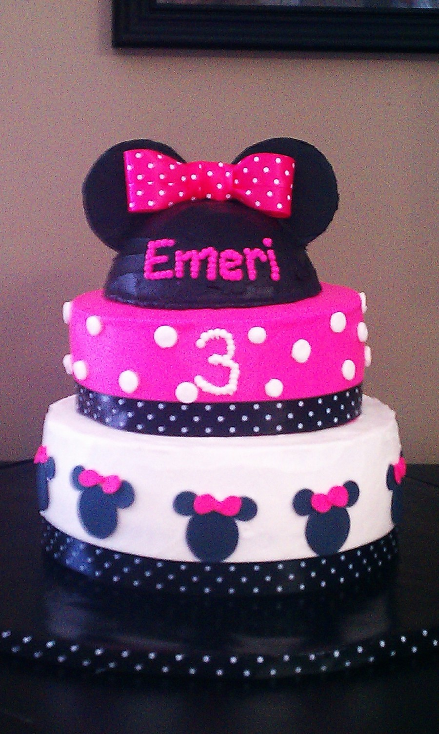 Minnie Mouse on Cake Central