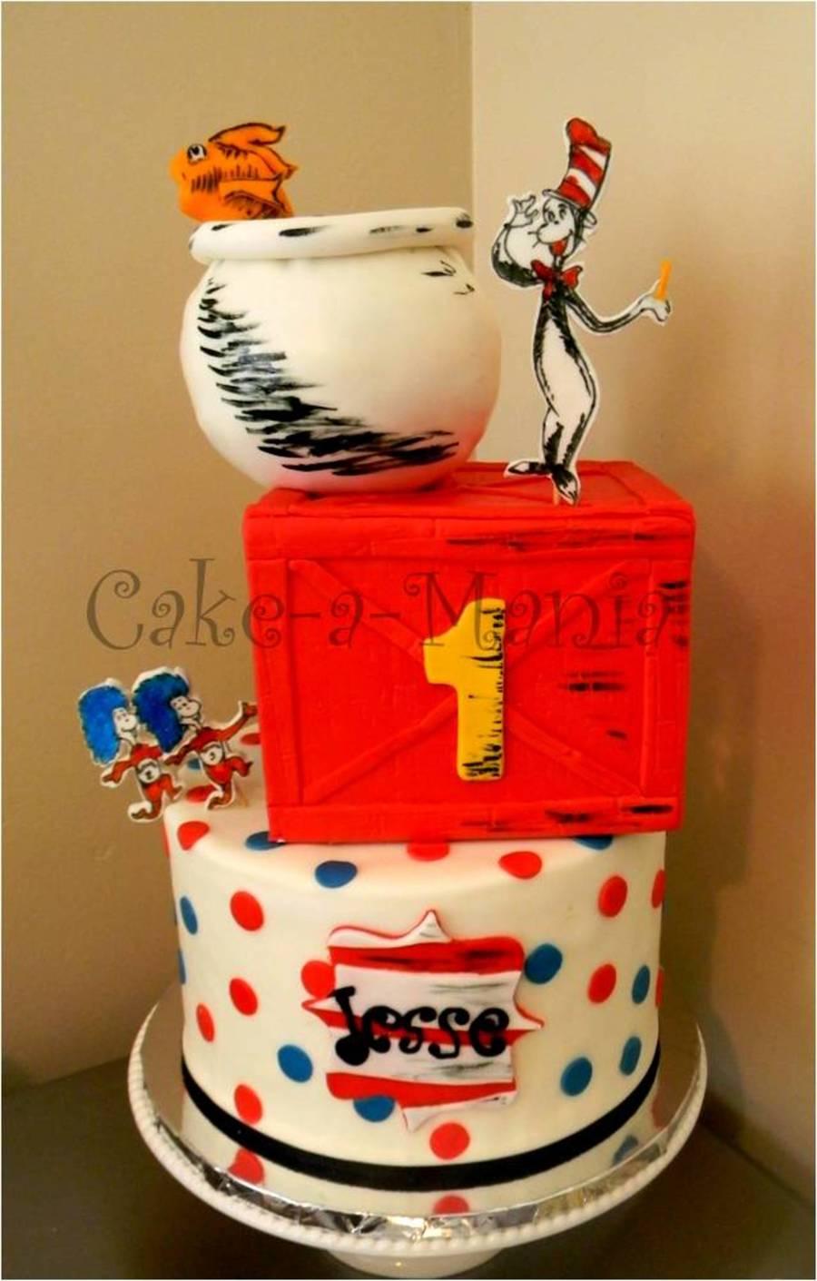 Cake Deco Mania : Cake-A-Mania 2013 - CakeCentral.com