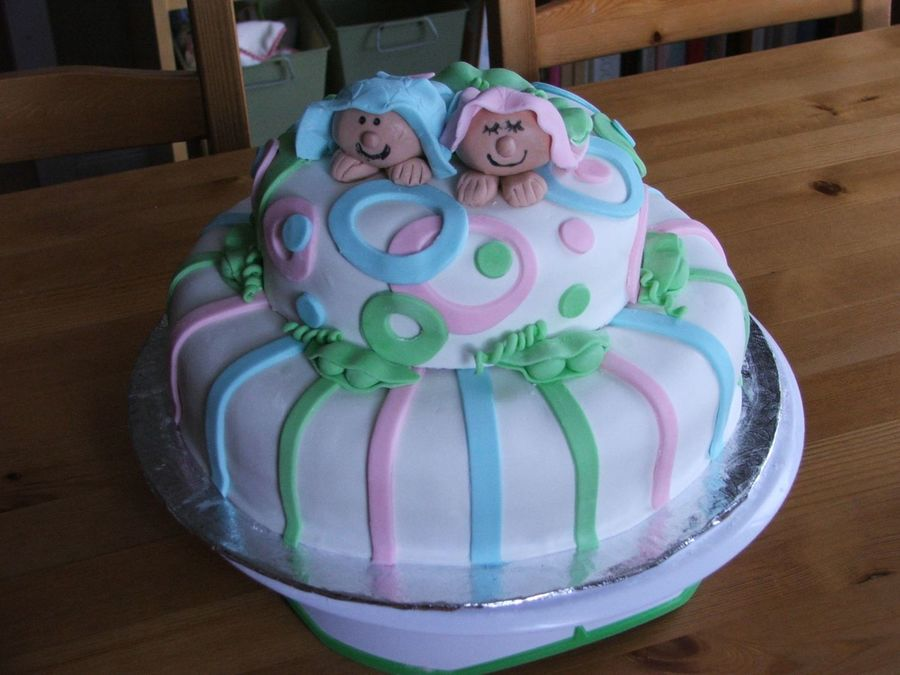 Two Peas In A Pod on Cake Central