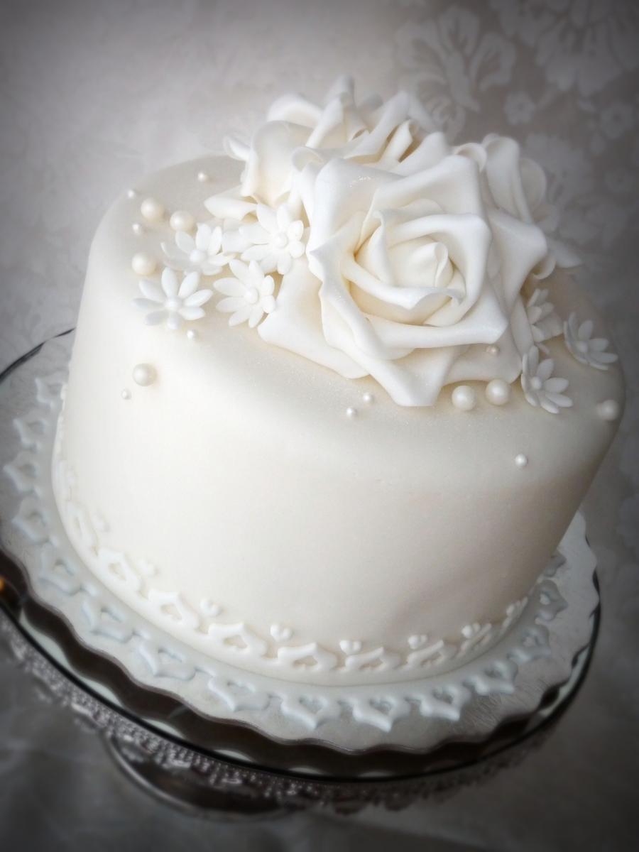Wedding Anniversary Cake Cakecentral Com