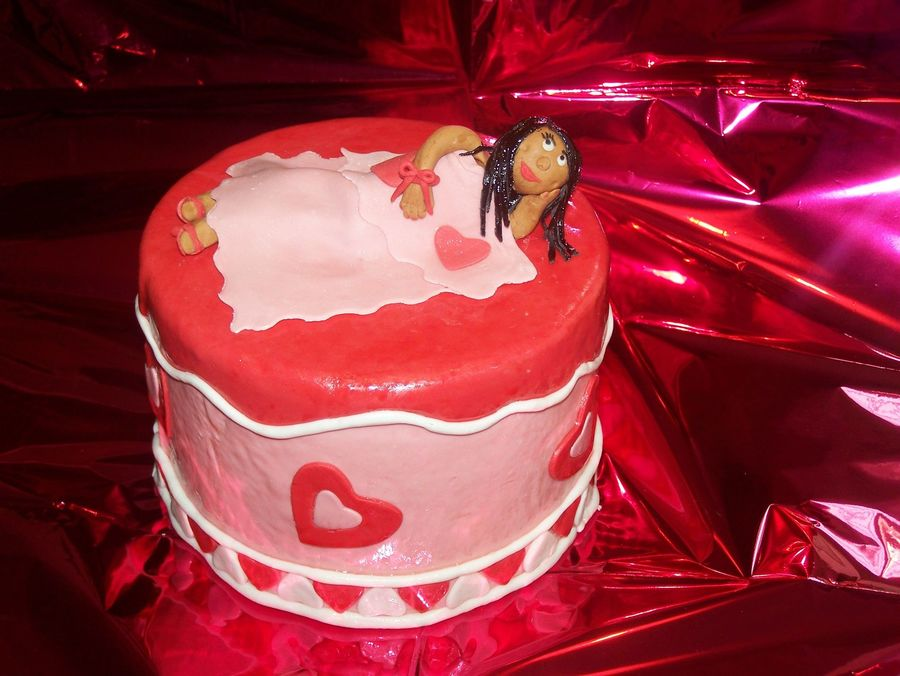 Your Valentine on Cake Central