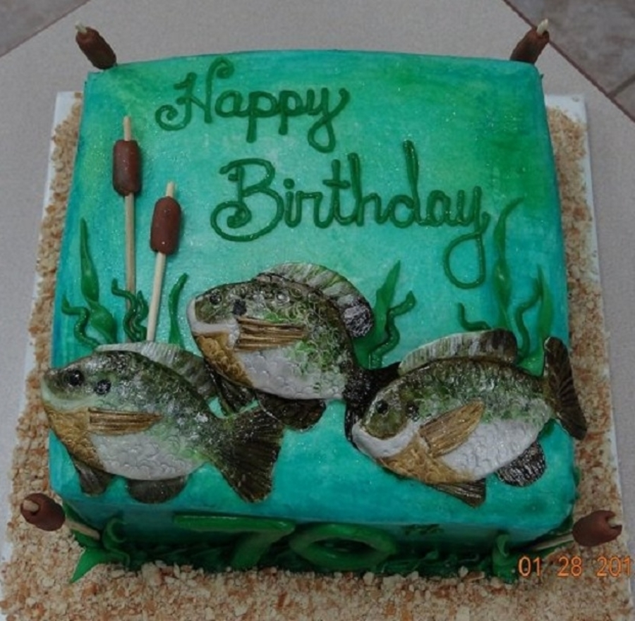 Brim Fish on Cake Central