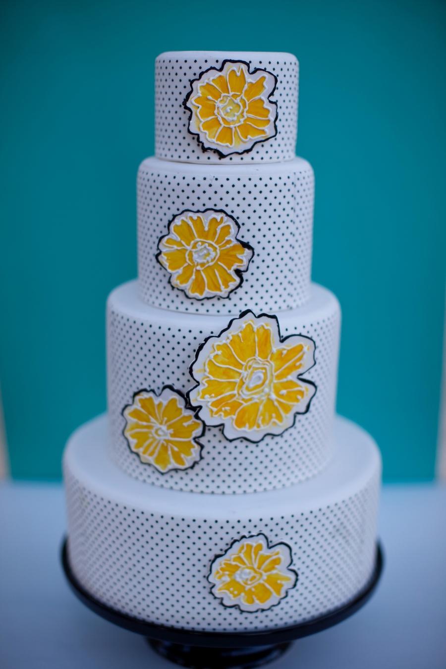 Pop Art Inspired Cake Cakecentral Com