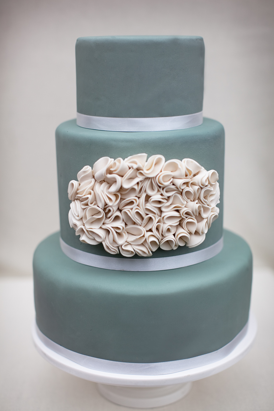 Ruffle Cake on Cake Central