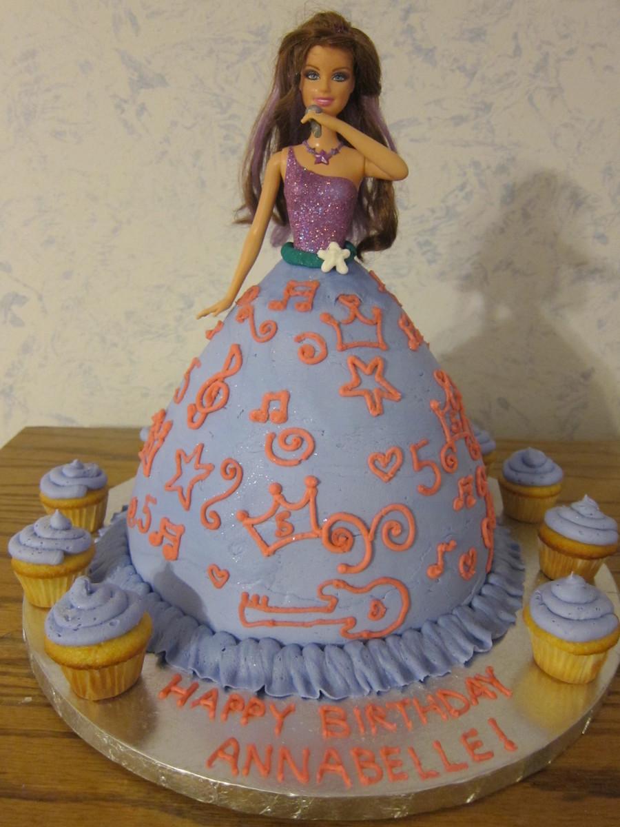 Princess Skirt Cake Pan