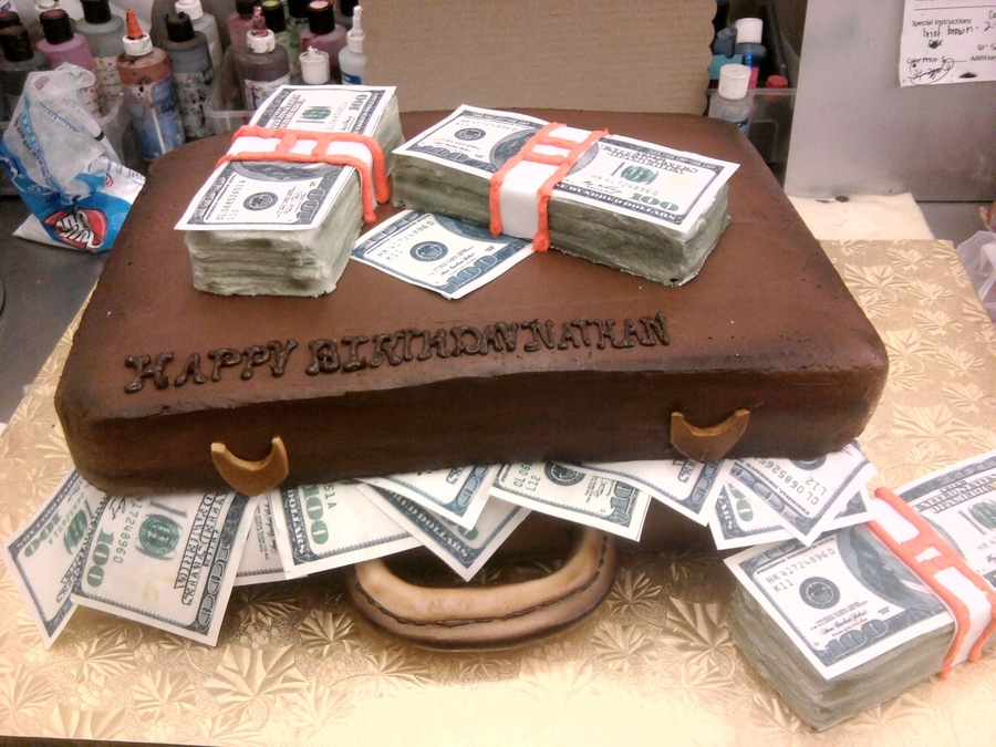 Money Honey on Cake Central
