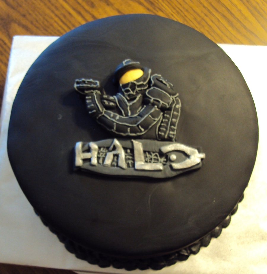 Halo Cake on Cake Central