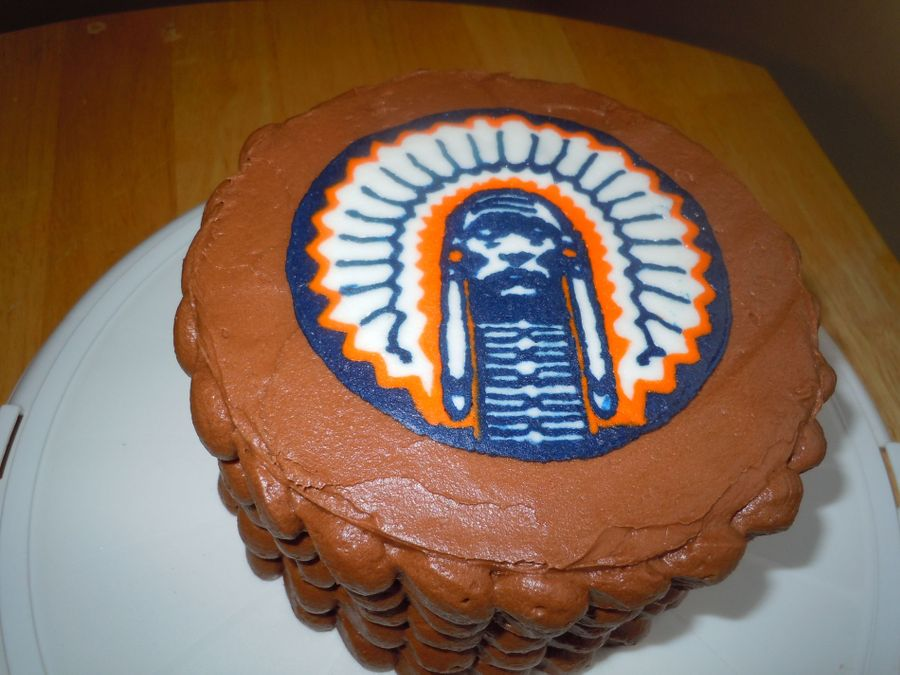 University Of Illinois Illini Cake on Cake Central