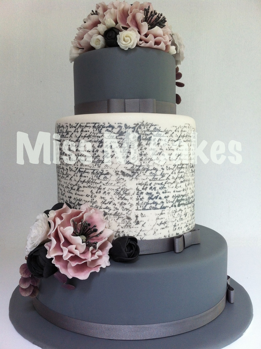 Love Letters on Cake Central