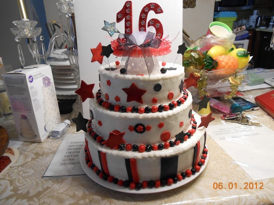 16Th on Cake Central