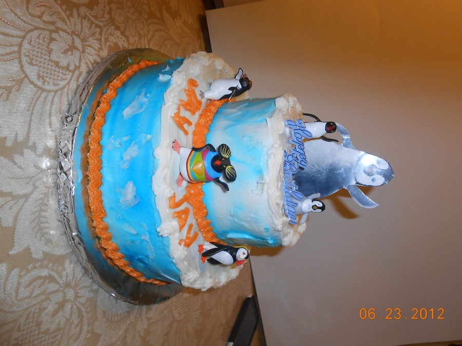Happyfeet on Cake Central