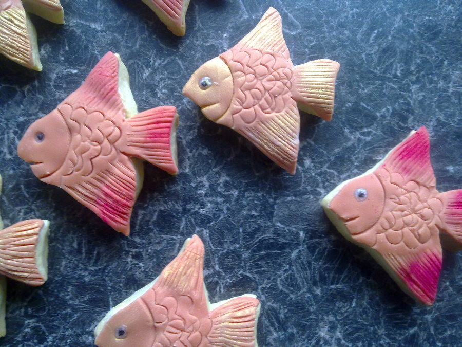 Fishy Cookies on Cake Central