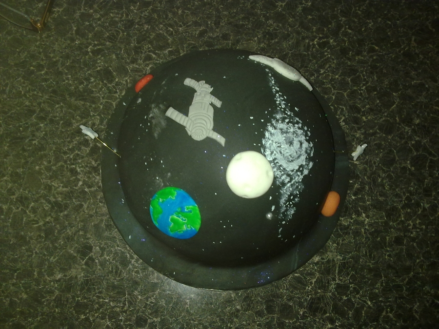 Universe on Cake Central