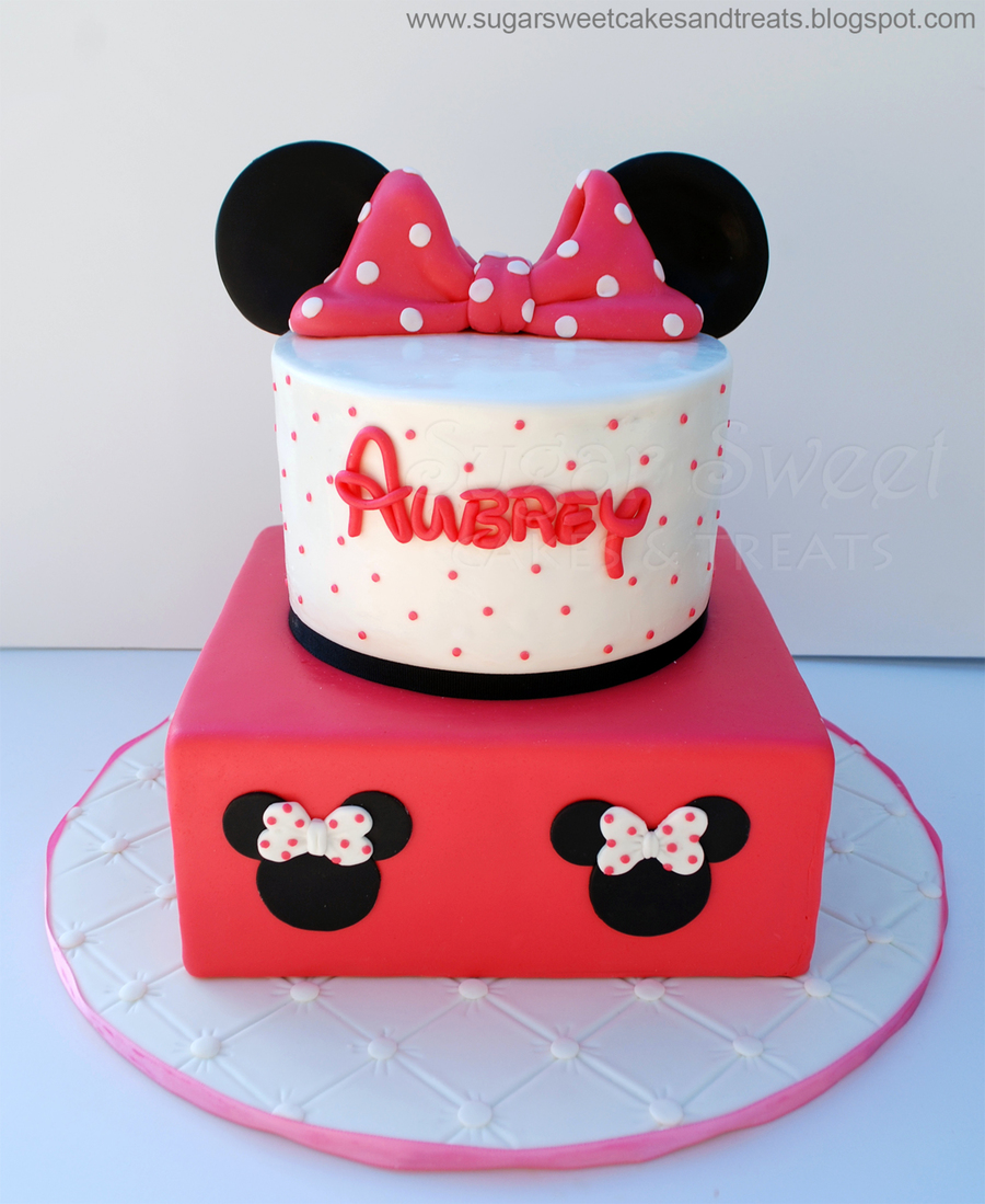 What To Use For Minnie Mouse Ears On Cake