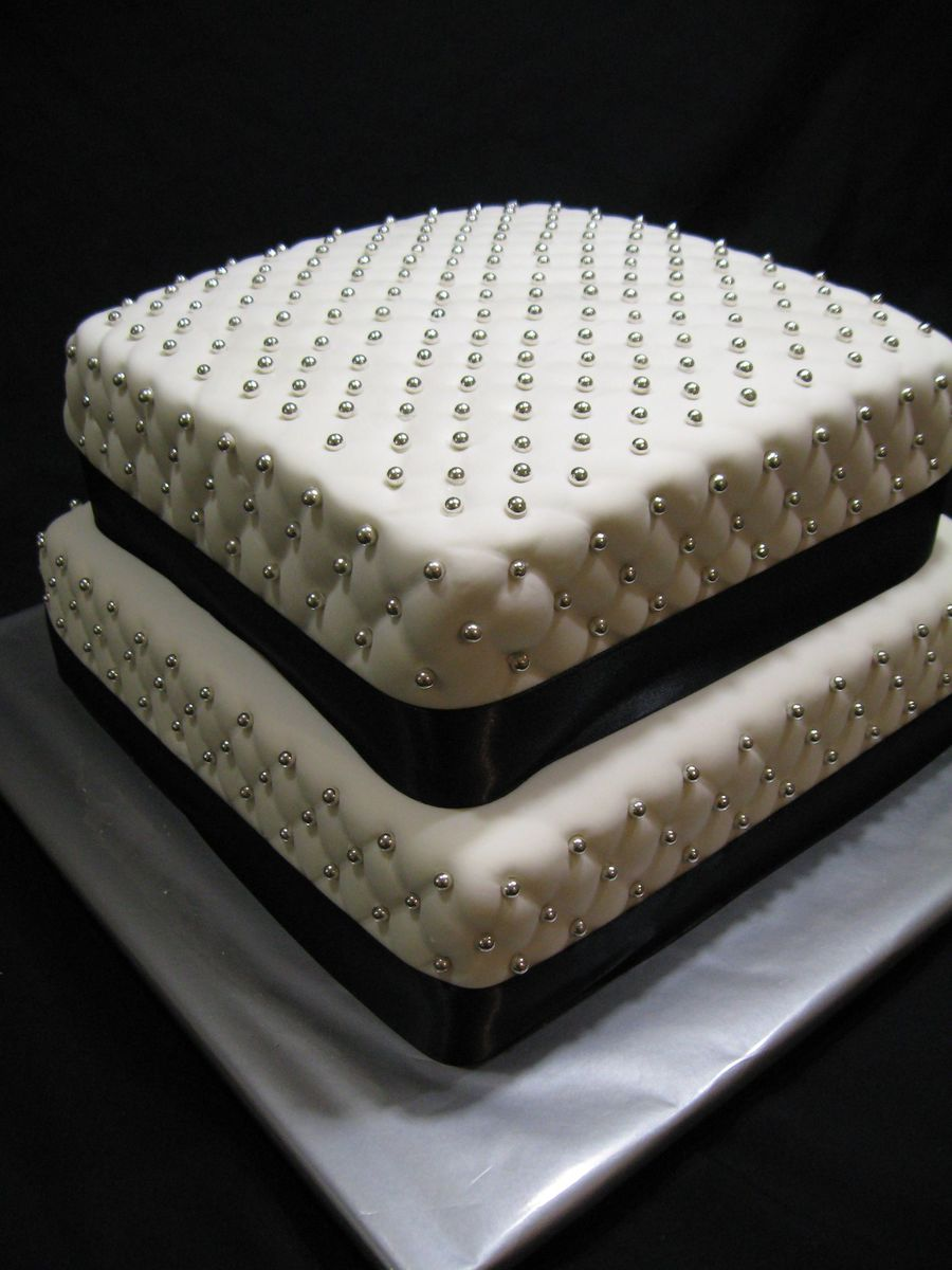 Quilted Cakes on Cake Central