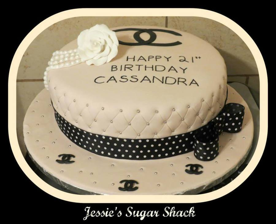 Happy 21st Birthday Cassandra Cakecentral