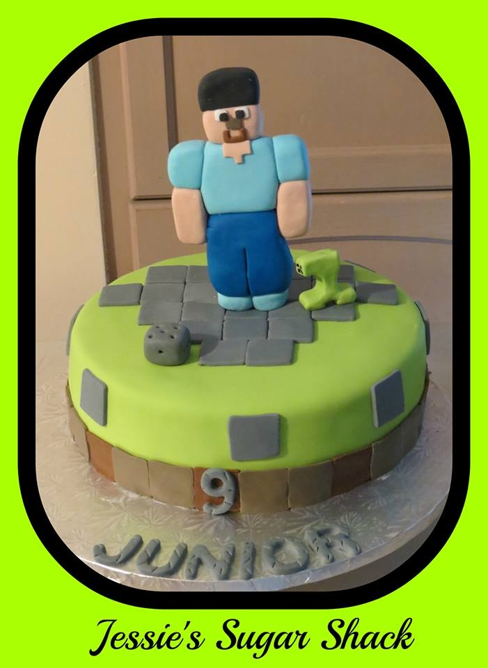 Happy Birthday Junior  on Cake Central