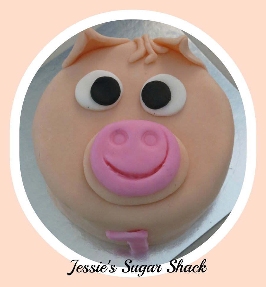Baby Belle's Smush Cake on Cake Central