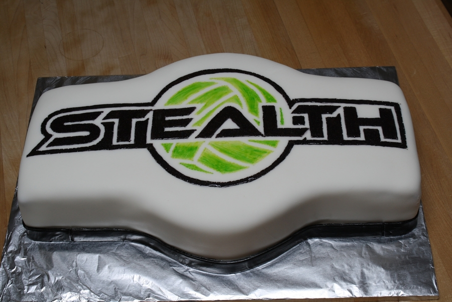 Stealth Cake on Cake Central