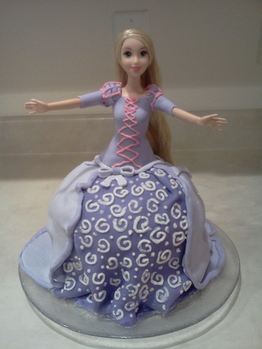 Repunzel on Cake Central