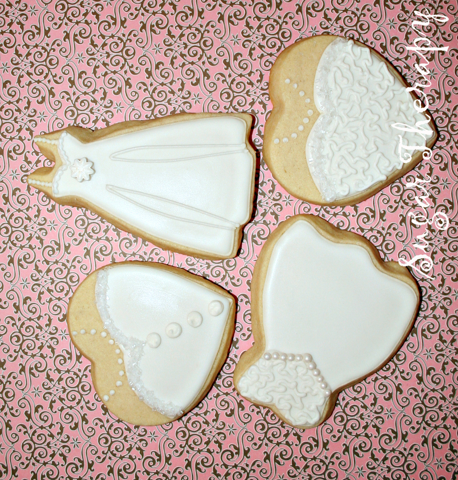 Wedding Cookies on Cake Central