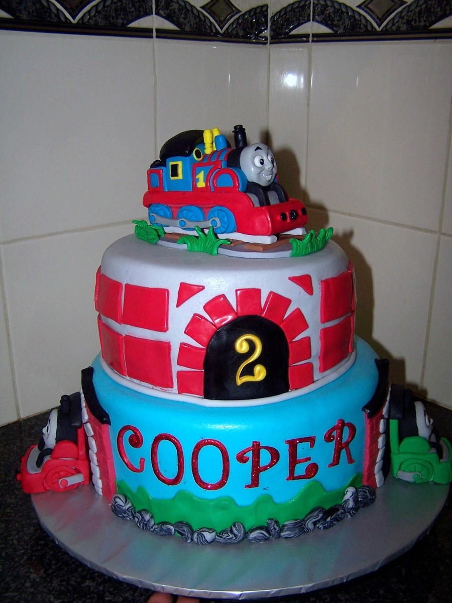 Thomas The Tank Engine Cakes on Cake Central