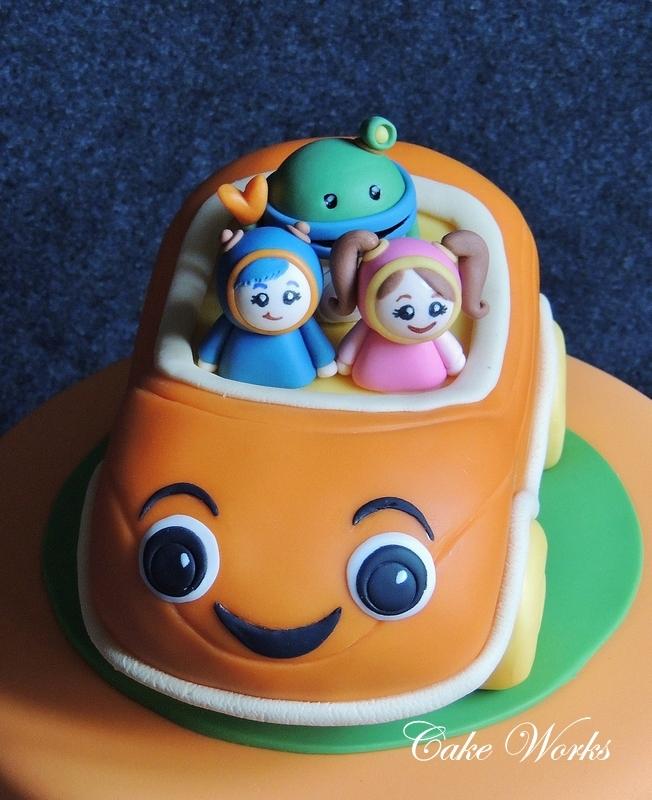 Umicar Cake