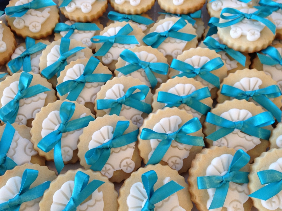 Baby Carriage Cookies on Cake Central