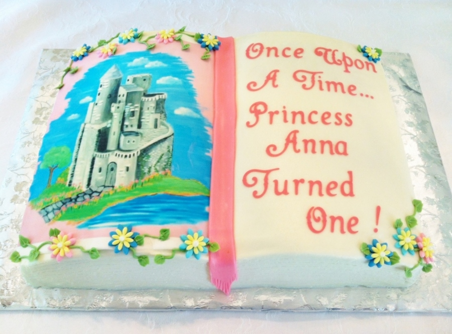 Fairy Tale on Cake Central