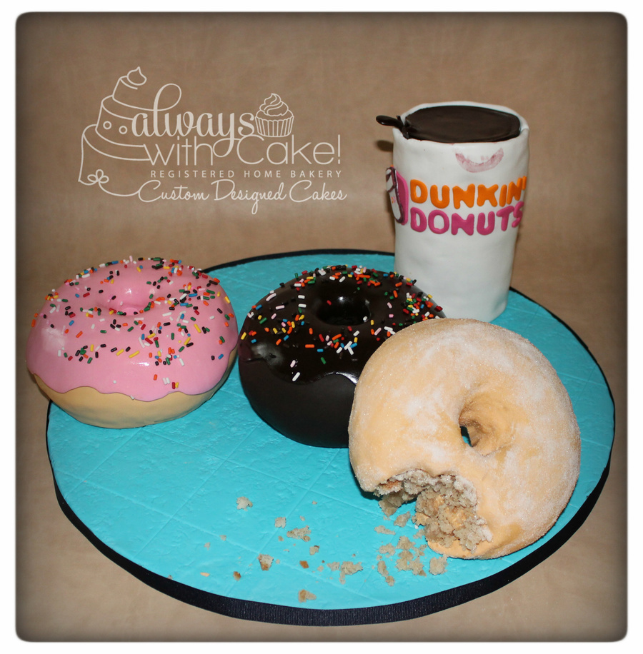 Coffee & Donuts? - CakeCentral.com