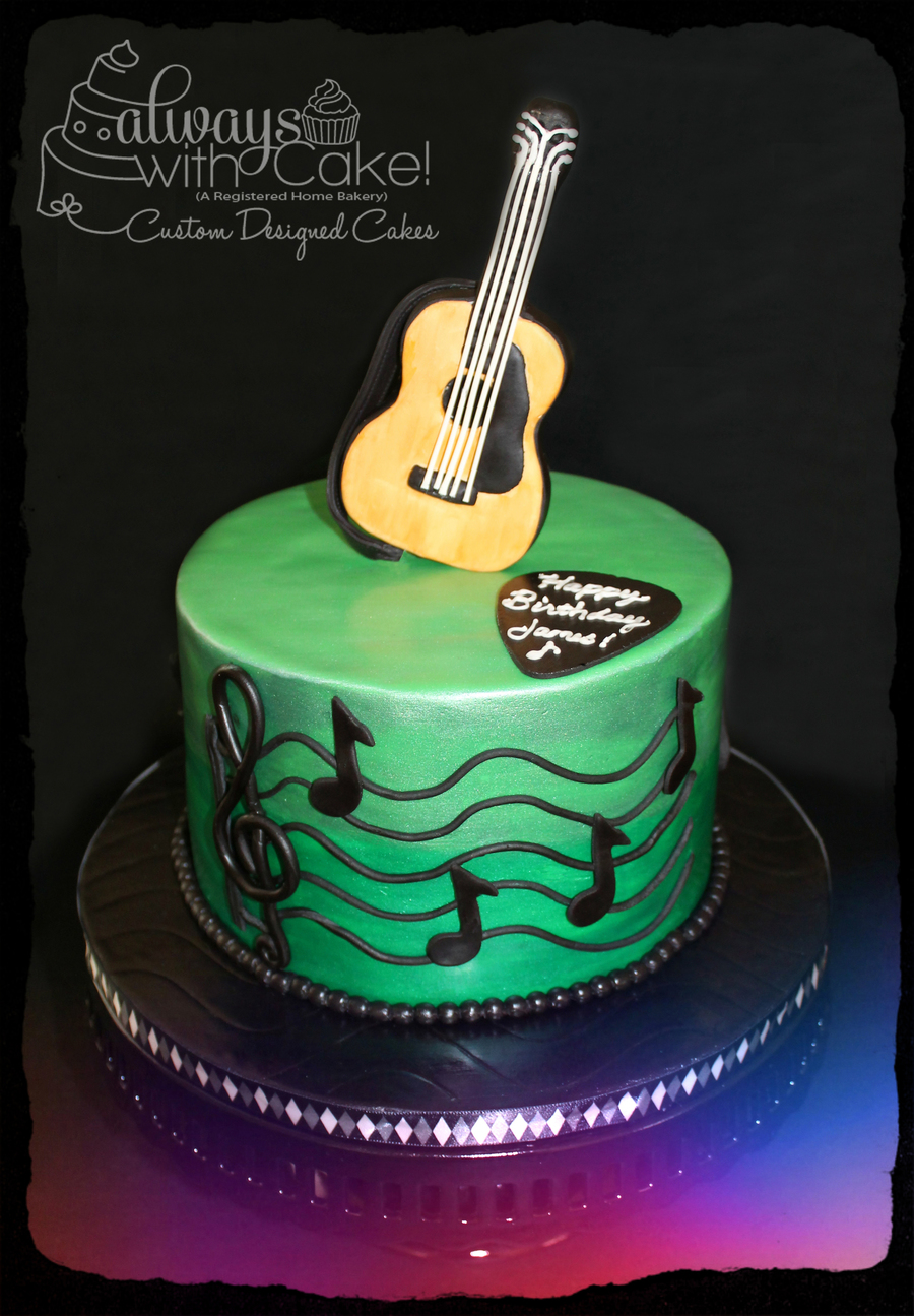 Sweet Music on Cake Central