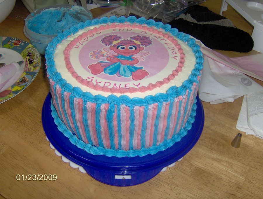 Abby Cadabby Birthday on Cake Central