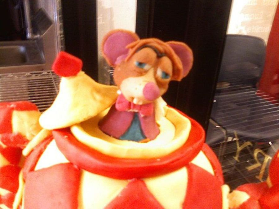 Alice In Wonderland - Doormouse on Cake Central