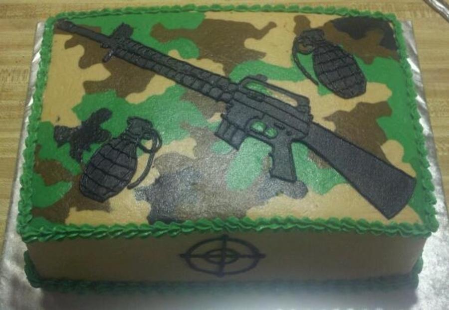 Картинки на торт военные
