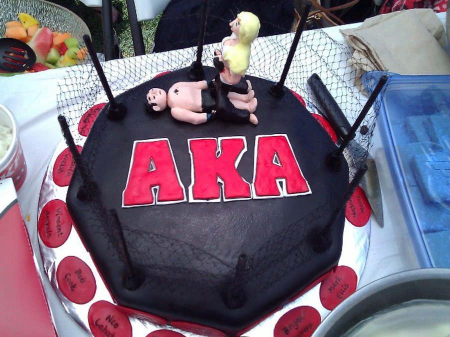 American Kickboxing Academy Cake on Cake Central