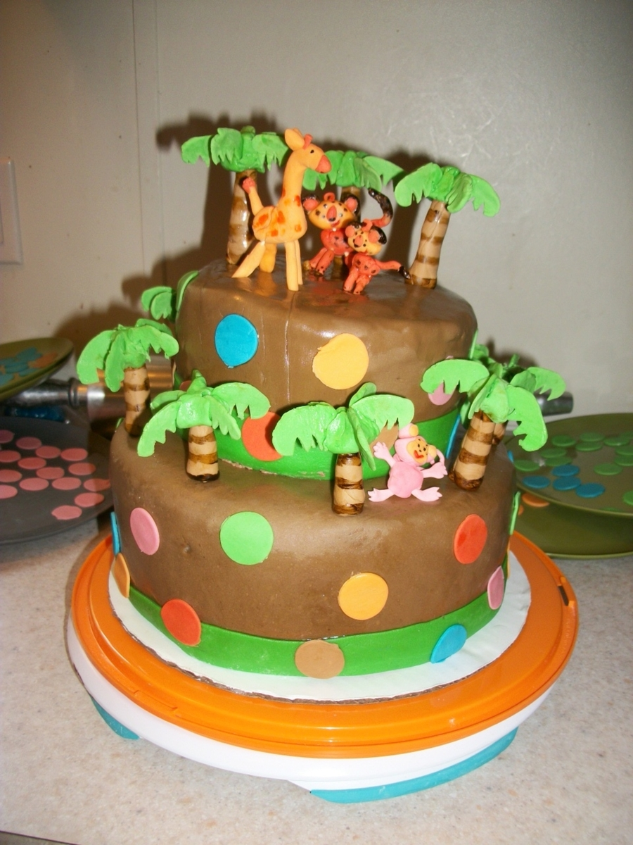 Fisher Price Baby  on Cake Central
