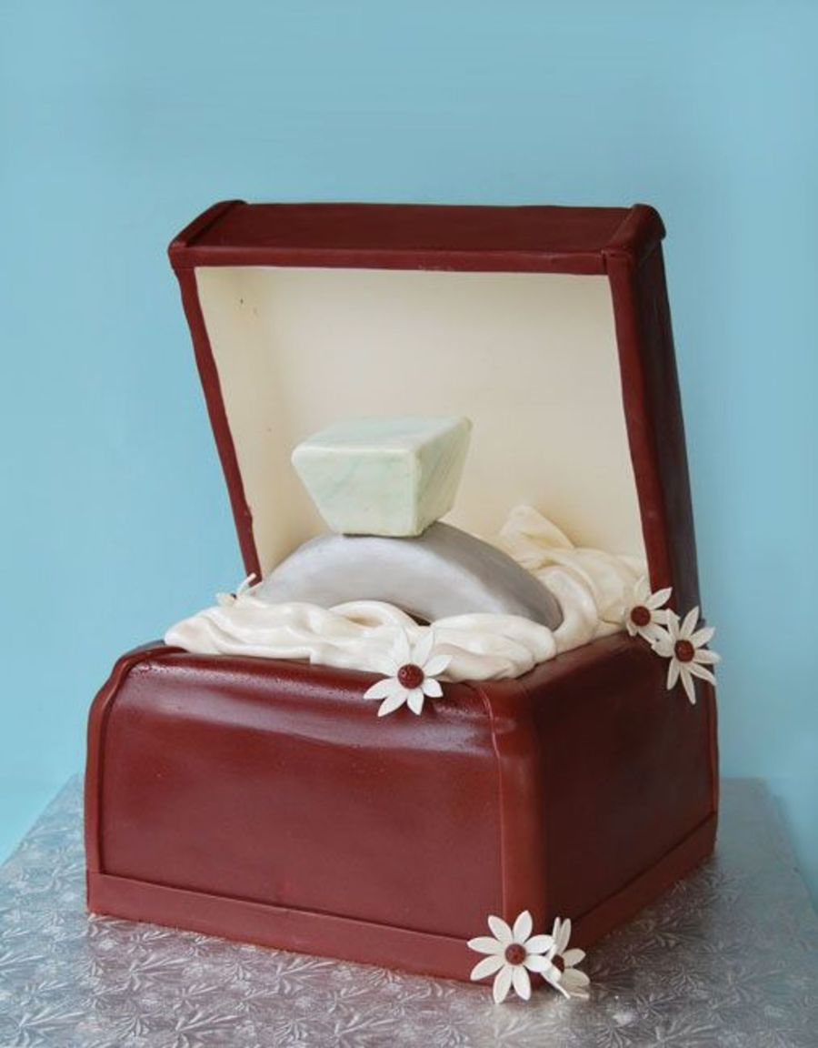 Will You Marry Me? on Cake Central