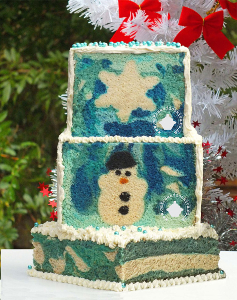 Xmas In July on Cake Central