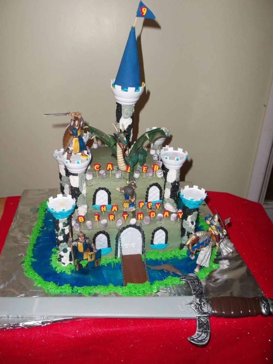 Kings Castle Cakecentral Com