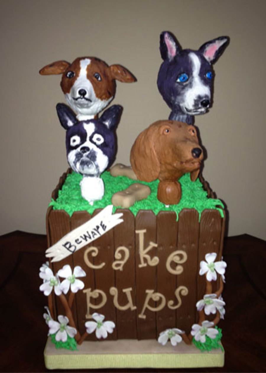 Cake Pups on Cake Central